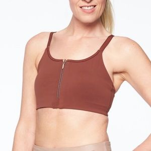 Athleta Empower Daily Bra medium impact size M